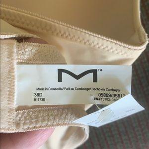 Maidenform Intimates & Sleepwear - Maidenform bra Size 38D NWT